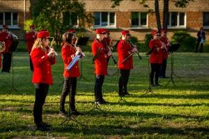 Rēzeknes pagalmos skan muzikāli pārsteigumi pilsētas iedzīvotājiem un viesiem 16