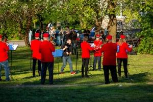 Rēzeknes pagalmos skan muzikāli pārsteigumi pilsētas iedzīvotājiem un viesiem 22