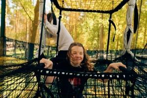 Valmieras Sajūtu parkā atver Tīklu kubu 9