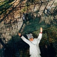 Valmieras Sajūtu parkā atver Tīklu kubu 11