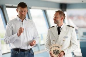 Greznais kuģis, kas parasti kursē maršrutā Helsinki – Stokholma, šovasar – jūlijā un augusta pirmajā pusē – apkalpos pagaidu maršrutu Helsinki–Rīga 10
