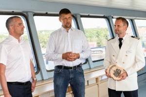 Greznais kuģis, kas parasti kursē maršrutā Helsinki – Stokholma, šovasar – jūlijā un augusta pirmajā pusē – apkalpos pagaidu maršrutu Helsinki–Rīga 44