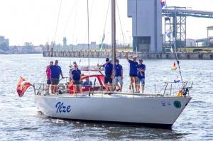Ventspilī uz «Gulf of Riga Regatta 2020» buru parādi ierodas vairāk nekā 50 jahtas 8