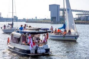 Ventspilī uz «Gulf of Riga Regatta 2020» buru parādi ierodas vairāk nekā 50 jahtas 21