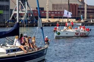 Ventspilī uz «Gulf of Riga Regatta 2020» buru parādi ierodas vairāk nekā 50 jahtas 29
