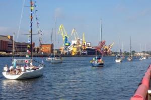Ventspilī uz «Gulf of Riga Regatta 2020» buru parādi ierodas vairāk nekā 50 jahtas 33
