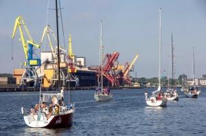 Ventspilī uz «Gulf of Riga Regatta 2020» buru parādi ierodas vairāk nekā 50 jahtas 34