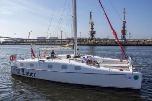 Ventspilī uz «Gulf of Riga Regatta 2020» buru parādi ierodas vairāk nekā 50 jahtas 39