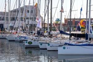 Ventspilī uz «Gulf of Riga Regatta 2020» buru parādi ierodas vairāk nekā 50 jahtas 59