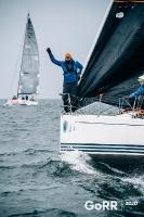 Rīgas līča regatē sacenšas 47 Baltijas jūras reģiona valstu komandas 8
