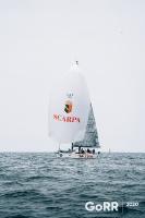 Rīgas līča regatē sacenšas 47 Baltijas jūras reģiona valstu komandas 42