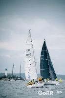 Rīgas līča regatē sacenšas 47 Baltijas jūras reģiona valstu komandas 46