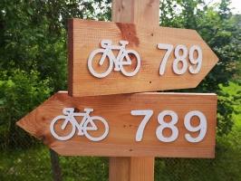 Velobraucējiem Krāslavā atklāts jauns pierobežas velomaršruts «Krāslava – Piedruja» 3