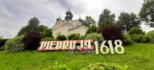 Velobraucējiem Krāslavā atklāts jauns pierobežas velomaršruts «Krāslava – Piedruja» 4