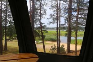 Jūrmalā pie Lielupes darbojas ļoti savdabīgs atpūtas kempings «Feeling Cone» 8