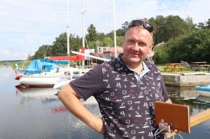 Jūrmalā pie Lielupes darbojas ļoti savdabīgs atpūtas kempings «Feeling Cone». Īpašnieks Gintars Anspoks +371 29549910 17