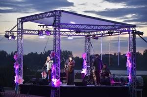 Ludzā  Latvijas senākajā pilsētā Ludzā svin 843. dzimšanas dienu 14