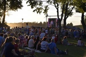 Ludzā  Latvijas senākajā pilsētā Ludzā svin 843. dzimšanas dienu 15