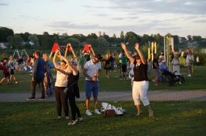 Ludzā  Latvijas senākajā pilsētā Ludzā svin 843. dzimšanas dienu 17
