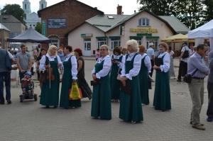 Ludzā  Latvijas senākajā pilsētā Ludzā svin 843. dzimšanas dienu 25