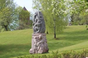 Turaidas muzejrezervāta 43.63 hektārus lielā teritorija ir bagāta ar arheoloģijas, arhitektūras, vēstures un mākslas pieminekļiem, kuri stāsta par not 10