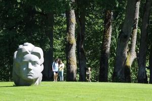Turaidas muzejrezervāta 43.63 hektārus lielā teritorija ir bagāta ar arheoloģijas, arhitektūras, vēstures un mākslas pieminekļiem, kuri stāsta par not 12