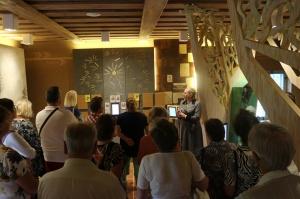Turaidas muzejrezervāta 43.63 hektārus lielā teritorija ir bagāta ar arheoloģijas, arhitektūras, vēstures un mākslas pieminekļiem, kuri stāsta par not 18