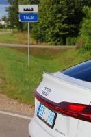 Travelnews.lv uzlādē «Audi e-tron Sportback» Talsos un izbauda pilsētas viesmīlību 35