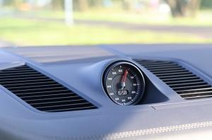 Travelnews.lv apceļo Rīgu ar jaudīgo un jauno «Porsche Cayenne GTS» 24