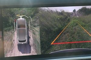 Travelnews.lv apceļo Rīgu ar jaudīgo un jauno «Porsche Cayenne GTS» 39