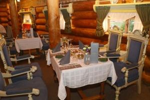 Lido atpūtas centra restorāns «Pie saimnieka» katru trešdienu rīko garšīgu tikšanos ar māksliniekiem 6
