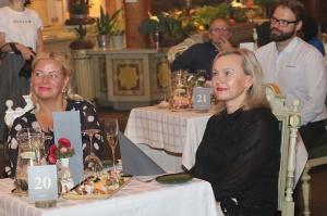 Lido atpūtas centra restorāns «Pie saimnieka» katru trešdienu rīko garšīgu tikšanos ar māksliniekiem 30