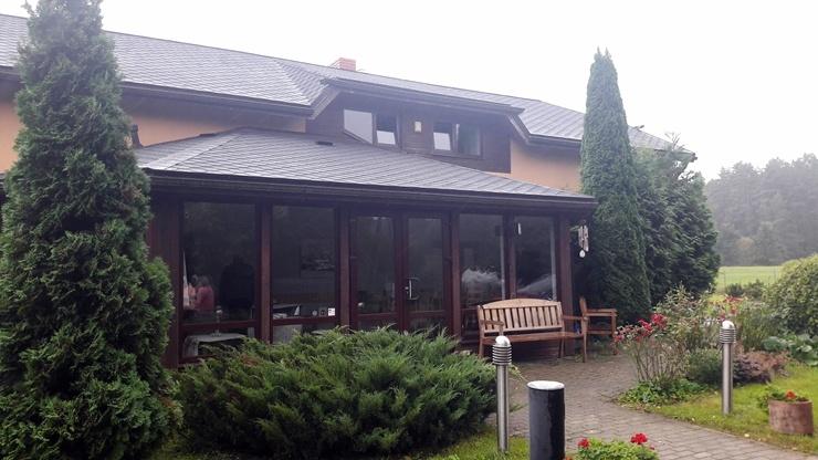 Salaspils novads iepazīstina ar viesu namu «Villa Dole» un veikborda parku «Wakeline». Foto: Sintija Sondore, Laura Siliņa, Ieva Tumana 291094