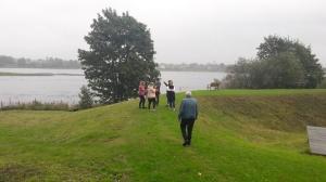 Salaspils novads iepazīstina ar viesu namu «Villa Dole» un veikborda parku «Wakeline». Foto: Sintija Sondore, Laura Siliņa, Ieva Tumana 2