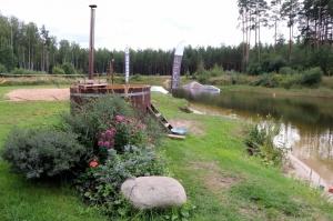 Salaspils novads iepazīstina ar viesu namu «Villa Dole» un veikborda parku «Wakeline». Foto: Sintija Sondore, Laura Siliņa, Ieva Tumana 8