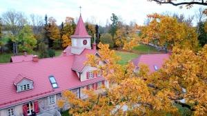 «Rankas muiža» ietērpusies košās rudens krāsās. Foto: Rankasmuiza.lv 13