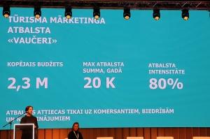 ATTA Centre 15.10.2020 tiek organizēts Pasākumu Tūrisma dienu & Latvijas Konferenču Vēstnešu forums 24