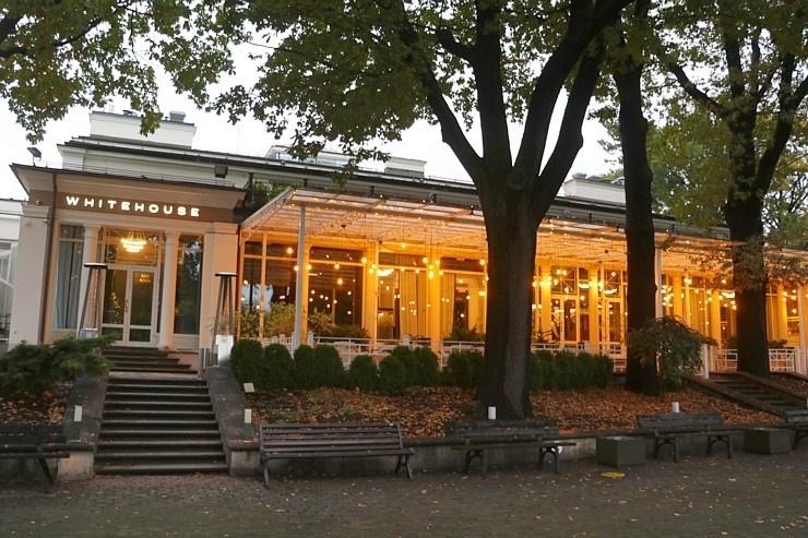 Rīgā atver jaunu augstas klases restorānu «White House» un Travelnews.lv to izgaršo 100 eiro vērtībā 292774