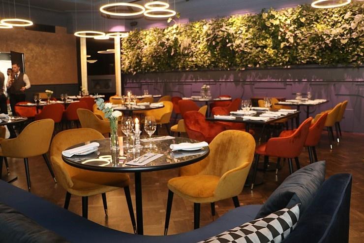 Rīgā atver jaunu augstas klases restorānu «White House» un Travelnews.lv to izgaršo 100 eiro vērtībā 292781