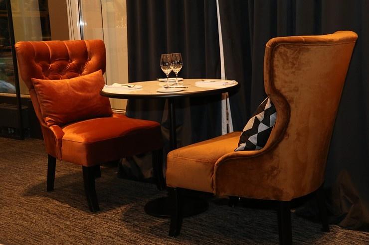 Rīgā atver jaunu augstas klases restorānu «White House» un Travelnews.lv to izgaršo 100 eiro vērtībā 292785