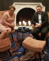 Rīgā atver jaunu augstas klases restorānu «White House» un Travelnews.lv to izgaršo 100 eiro vērtībā 67
