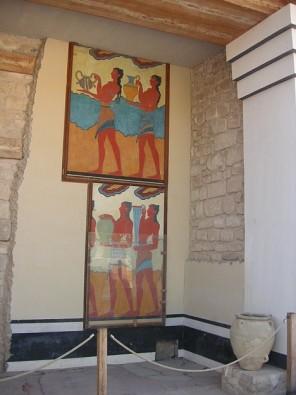 Atjaunotie gleznojumi
