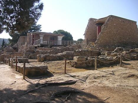 Iepazīstiet Krētas kultūru Knosas pilī!