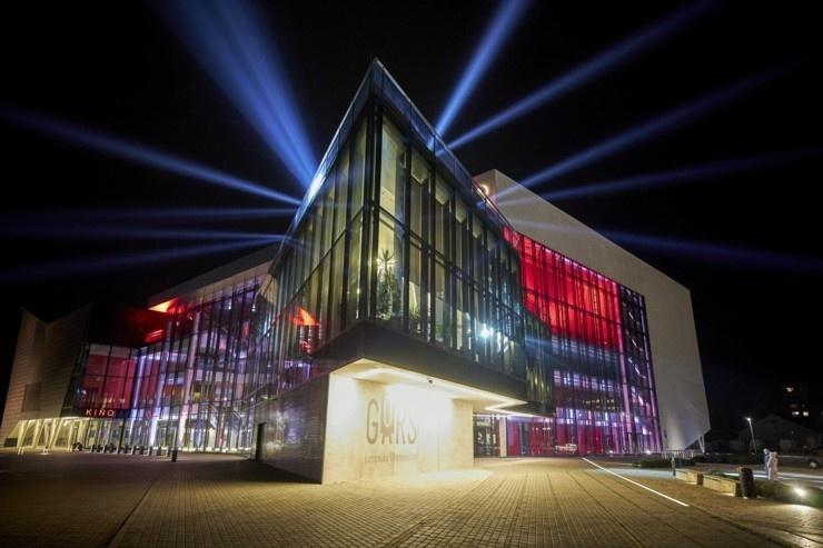 Rēzekne nosvinējusi Latvijas 102. dzimšanas dienu  Foto: Rēzeknes TIC 294629