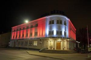 Rēzekne nosvinējusi Latvijas 102. dzimšanas dienu  Foto: Rēzeknes TIC 6