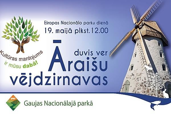 Eiropas Nacionālo parku dienā