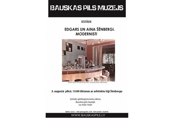 Bauskas pils muzejā aplūkojama