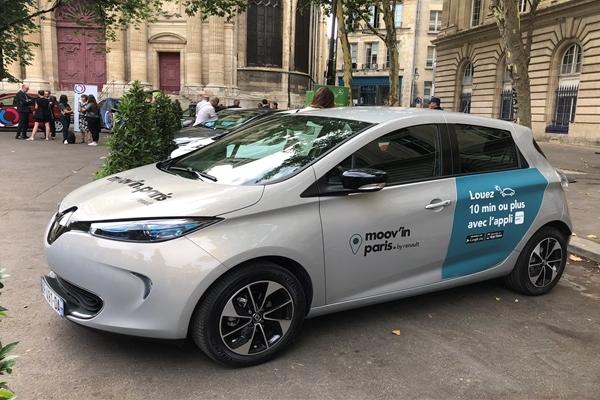 Renault un ADA Parīzē uzsāk br