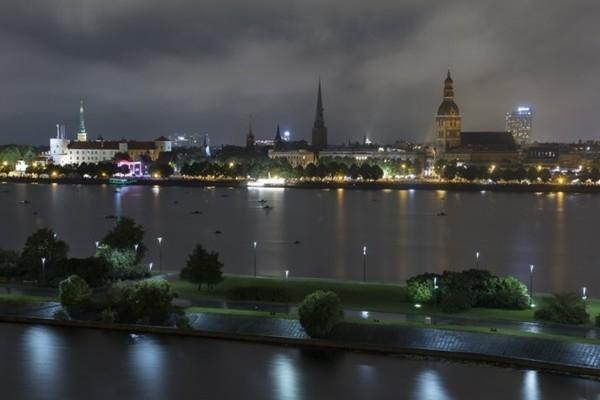 Latvijas simtgades svinībās va