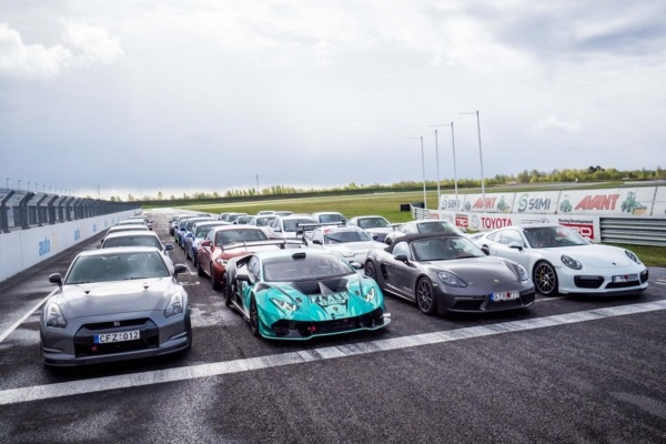 «Baltic Time Attack Series» g